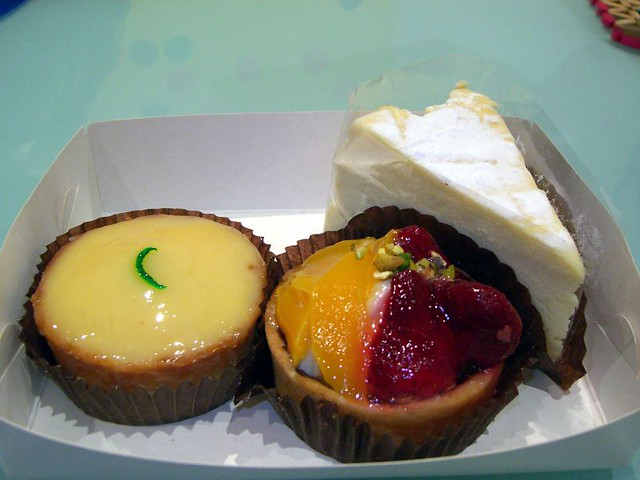 Citron Tart, Fruit Tart, Cheesecake - Almost French, Richmond