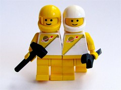 The Astronaut Twins