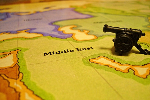 Here's Your Cheat Sheet for the Turmoil Raging Through the Middle East