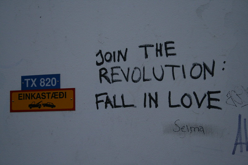 Join the Revolution: Fall in Love