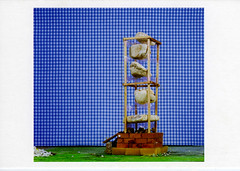 Tinka Pittoors (1977) Ongewenst monument, 2006 digitale print