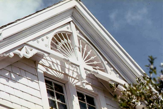 Gable decoration flickr photo sharing for Victorian gable decorations