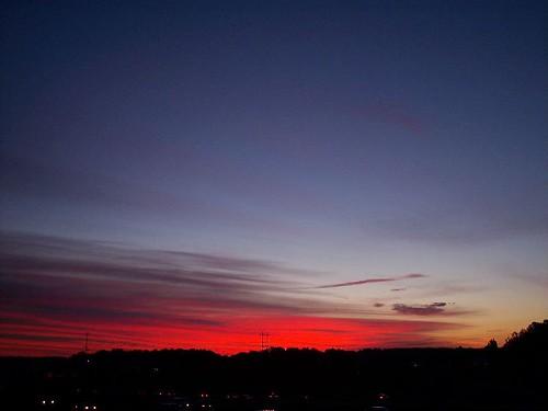 morning sunrise landscape morningsky firstlight raleighsunrise carolinasunrise tadsunrise dailysunrise sunrisedaily