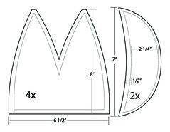 Cycling Cap Pattern  60b45322c8a