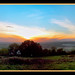 Bowden hill sunset by david_phil