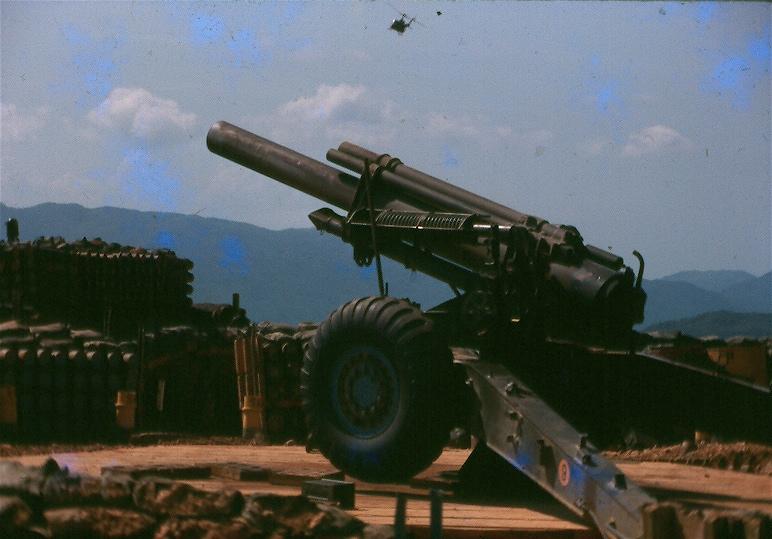 Armorama :: Bronco US 155mm Howitzer M114A1(Vietnam war))