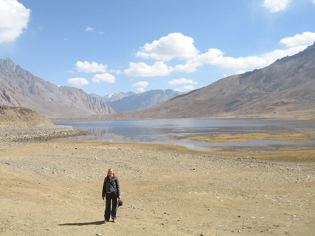 Me, in the Shandur Pass
