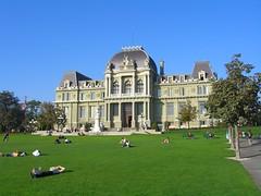 Palais de Justice de Montbenon