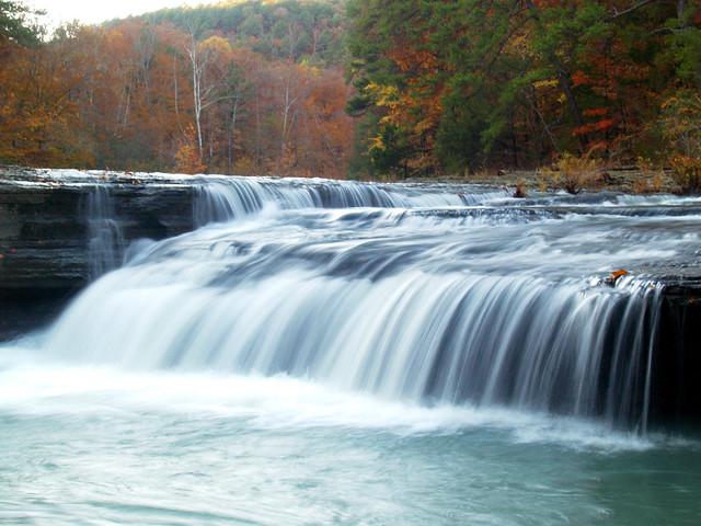 Haw Creek Falls