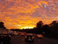 Sunset Over The L.I.E.
