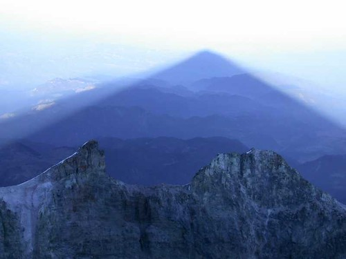 shadow mountain geotagged mexico veracruz puebla montes citlaltépetl geo:lat=1902 geo:lon=9727