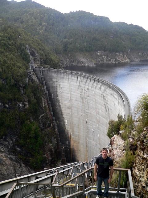 Gordon Dam | Flickr - Photo Sharing!