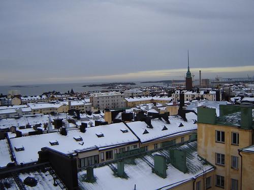 Helsinki, Agricolan kirkko, Finland