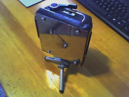 New homemade pinhole