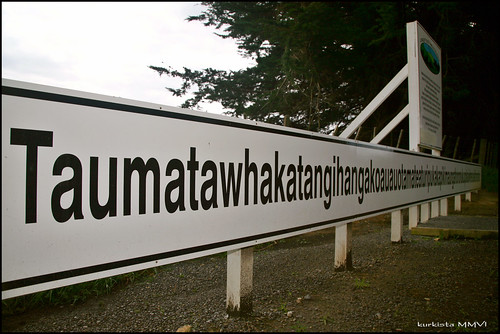 The Longest Place Name In The World Deskarati