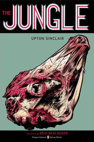 Fast Food Nation Book Cover : The jungle by upton sinclair explore smiteme s photos on