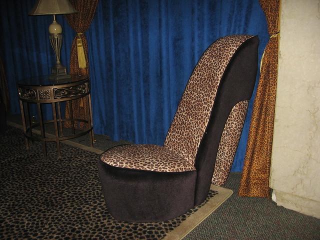 High heel shoe chair flickr photo sharing