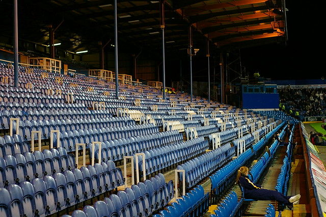 north stand millwall