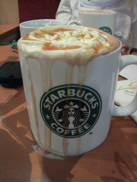 Starbucks UGLY SIDE !!!