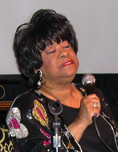 R&B Singer Ruth Brown, 1928-2006