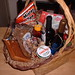 West Virginia gift basket