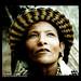 Série: Índios Isolados - Índia Canoê by Levistrauss