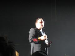 Bono Implores Adelaide