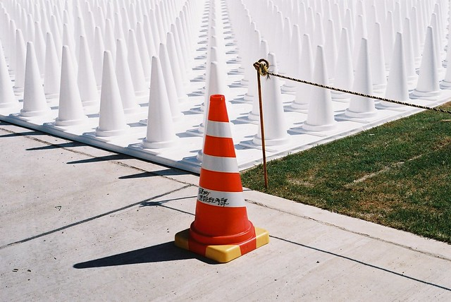 The Cone Army 5