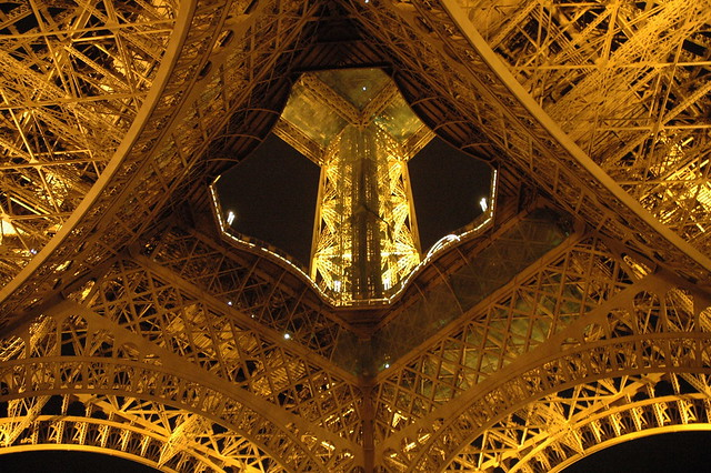 Eiffel Tower por Alan Lepofsky