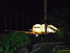 Plane @ Pape'ete, Tahiti