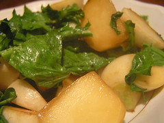 Turnips and Their Greens