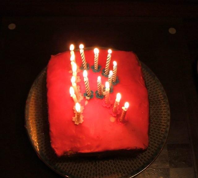 Neon Cake Icing
