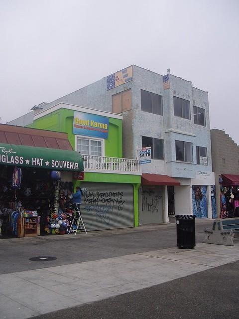 Venice beach jim morrison mural address
