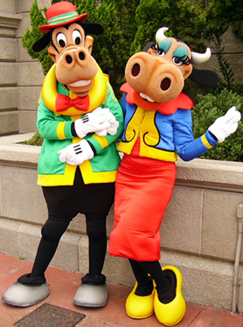 1000+ images about Clarabelle Cow & Horace Horsecollar on ...  Horace Horsecollar And Clarabelle Cow