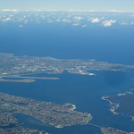 Botany Bay and Sydney Airport