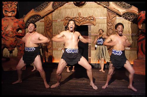 Kiwi Haka