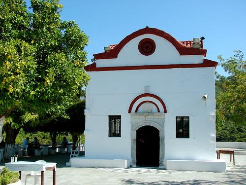 Kalopetra Monastery, Rhodes
