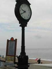 Bethany Beach Clock