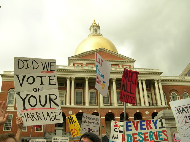 Beacon boston gay hill marriage
