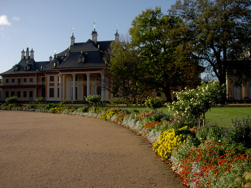 Pillnitz Summer Palace ~ Dresden Germany