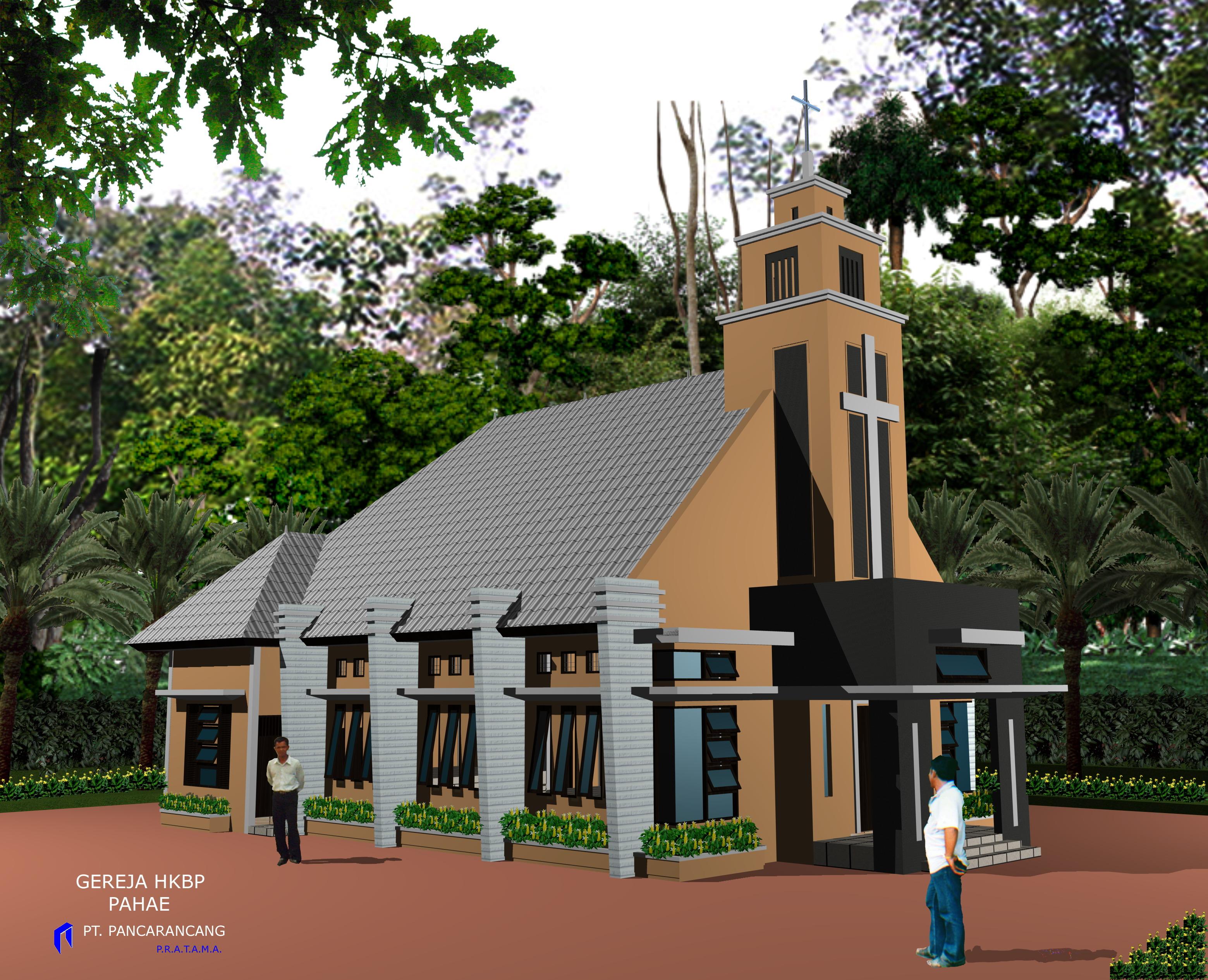 Desain Gereja Pahae   Flickr - Photo Sharing!