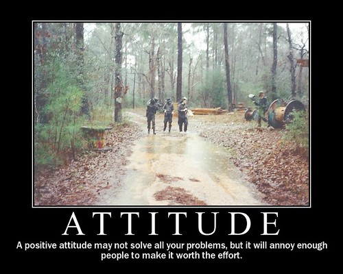 My Motivational Poster - Attitude v1.1