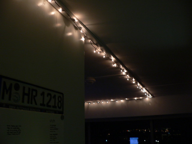 Putting Christmas Lights On Ceiling : Ceiling christmas lights flickr photo sharing