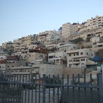 Palestinian homes in East Jerusalem