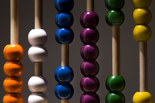 Abacus image by Anssi Koskinen