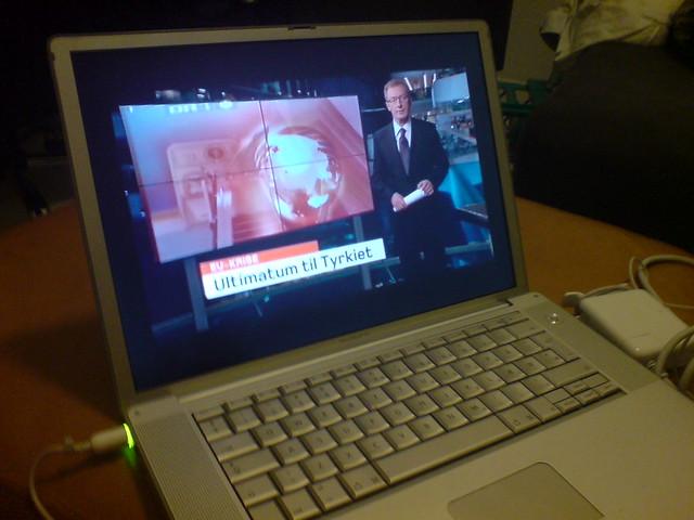 DR1 live, fuld skærm i super kvalitet
