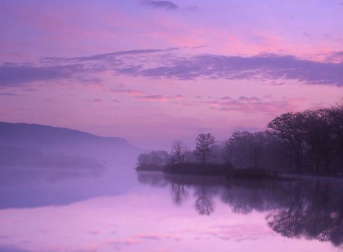 culver lake at dawn by jjraia