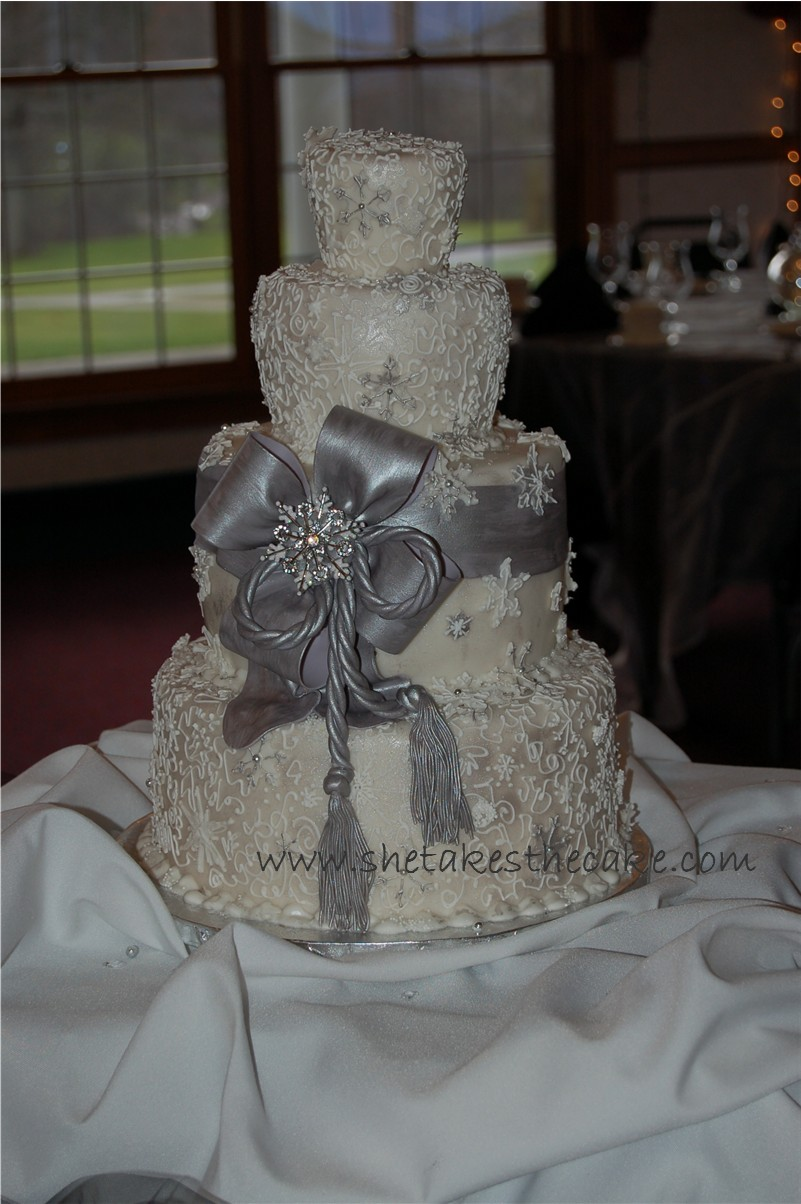 Kelly Wedding Cakes Shotsham