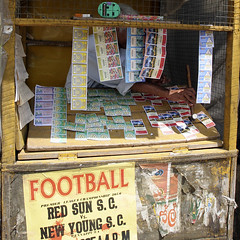 Betting office