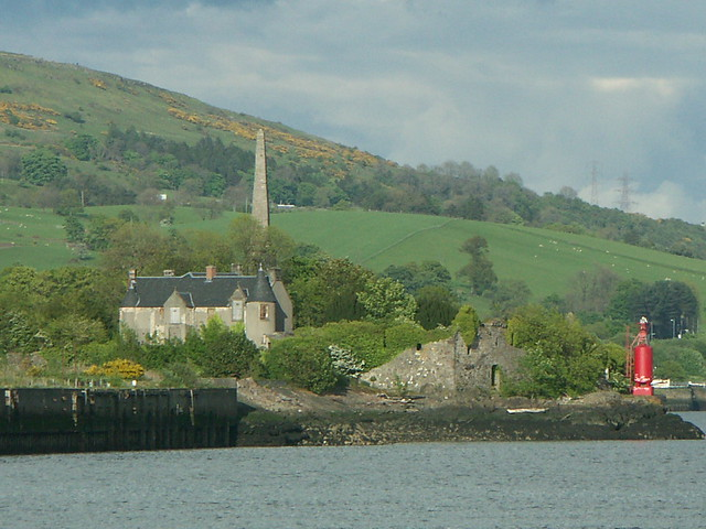 Dunglass Castle 1